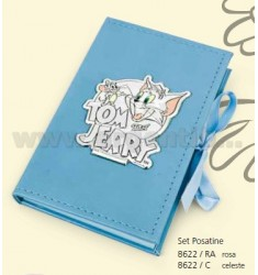 KIT CUTLERY Tom und Jerry CELESTE