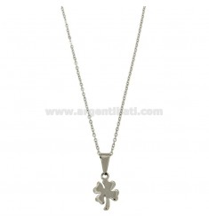 FORMULATED CM 45 NECKLACE WITH STAINLESS STEEL