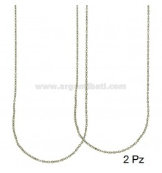 CADENA CABLE PZ 2 2 MM STEEL 90 CM