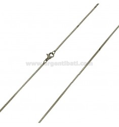 VENETIAN CHAIN ??1.5 MM IN STEEL CM 50 PZ 2