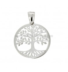 Pendant LIVING MM 25 SILVER REDUCED TIT 925 ‰