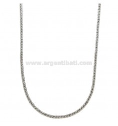 CHAIN ??SWEATER 3X3 MM MM STEEL 60 CM