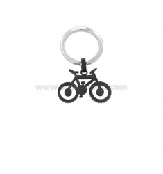 KEYCHAIN \u200b\u200bBICYCLE STEEL TWO-TONE