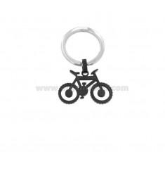 KEYCHAIN \u200b\u200bBICYCLE STEEL TWO-TONE