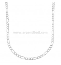 CHAIN 3 1 SLIM MM 3.7 CM 60 SILVER TIT 925 ‰