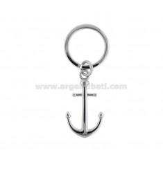 KEY RING WITH STAINLESS STEEL