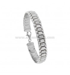 ARMBAND IN SILBER TIT 925 CM 21