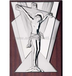 PANEL CHRIST ON THE CROSS 21.5X31 CM ARG.