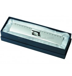 RIGHELLO JUMBO LUX BOX IN SILVER PLATED