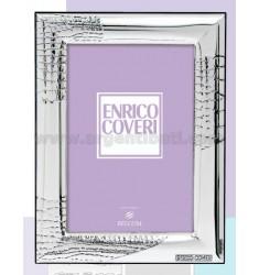 PORTAFOTO COCCODRILLO LUCIDO ENRICO COVERI CM 10X15 R/LEGNO ARG.