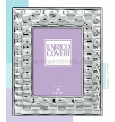 PORTAFOTO MISTAKE ENRICO COVERI CM 18X24 C/SPECCHIO R/LEGNO ARG.