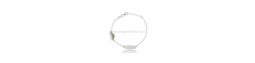 Armband mit Emaille