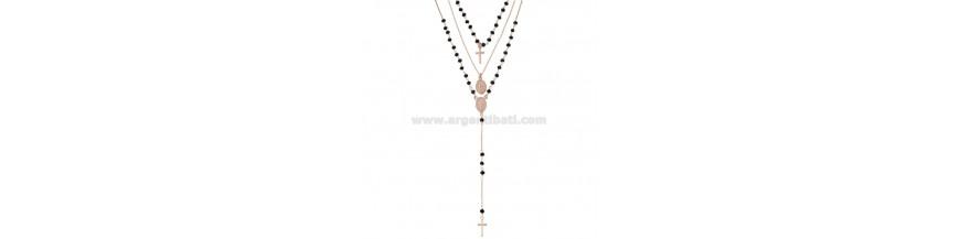 Halsketten mit Stones