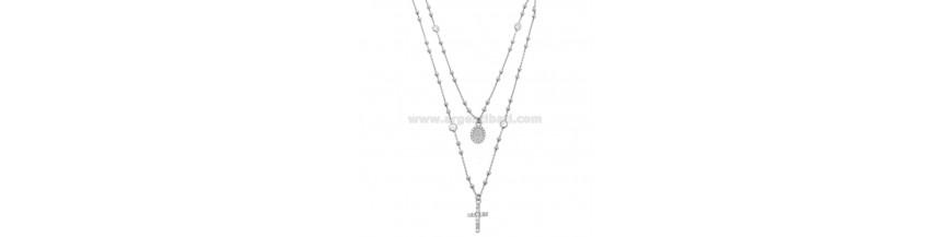 Halsketten mit Zirkone