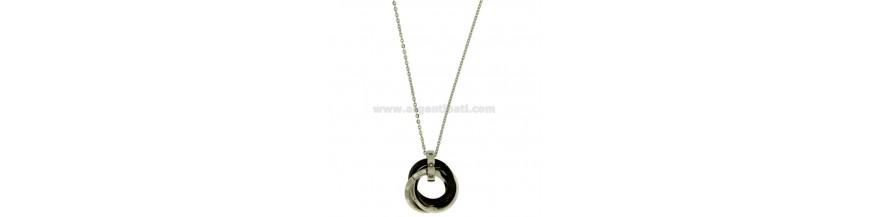 Woman necklaces