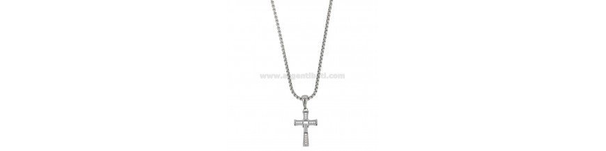 Chains with Crosses