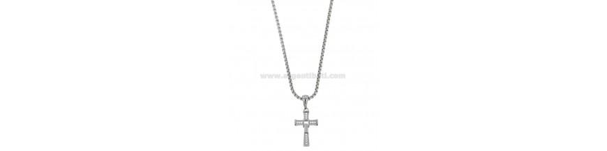 Ketten mit Kreuzen